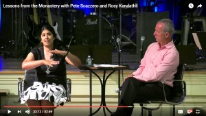 Rosy Kandathil reflects with Pete Scazzero on celibate intimacy -recorded at and by New Life Fellowship in New York City