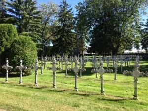 Cemetery of Saint Benedict Monastery, St Joseph, MN